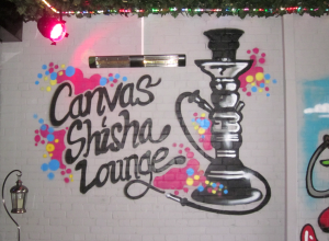 Canvas Lounge, Watford.