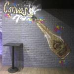 Canvas Lounge, Watford.