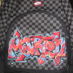 Marlon customised bag.