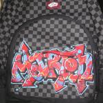 Marlon customised bag.
