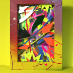 3D Deep-edge frames. 17 x 12 x 3.5cm